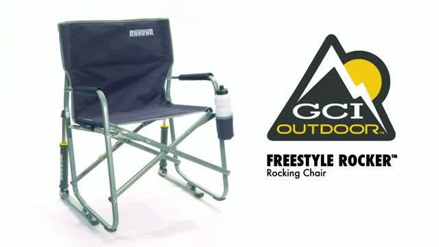 Superb Gci Outdoor Freestyle Rocker Folding Chair Ace Hardware Lamtechconsult Wood Chair Design Ideas Lamtechconsultcom