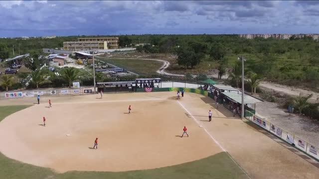 Punta Cana Baseball tournament